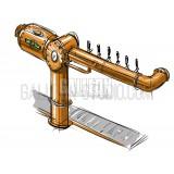Cooper T-Barrel Concept