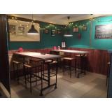 Выполненный заказ: мебель для BeerMarket, Спб